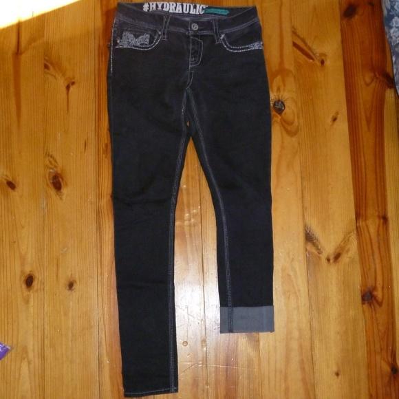 Hydraulic Denim - Hydraulic Skinny Jeans